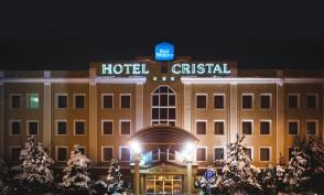 Hotel Cristal w Białymstoku
